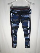 Champion Women's (Size Small) Placed Camo Heritage Cotton Blend Leggings