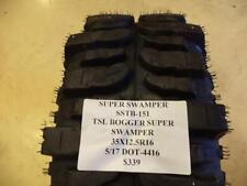 SUPER SWAMPER TSL BOGGER SUPER SWAMPER 35 12.5 16 BRAND NEW TIRE SSTB-151