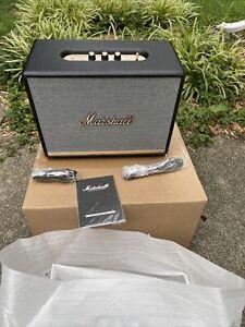 Marshall Woburn II  Bluetooth Wireless Home Speaker Black