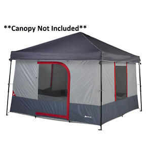 Outdoor Tent, 6-Person Camping Tent, Large Tent, 1-Room Tent, Camping Tent