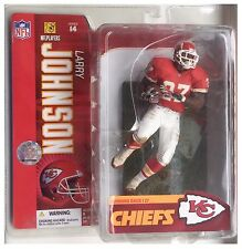 Larry Johnson Kansas City Chiefs NFL McFarlane American Football Action Figure