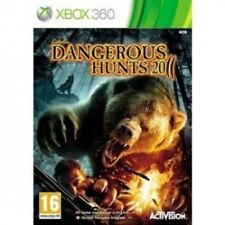 Cabela's Dangerous Hunts 2011 (Microsoft Xbox 360, 2011) - European Version