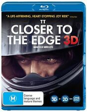 TT3D TT : Closer To The Edge 3D & 2D : NEW Blu-Ray