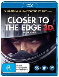 TT3D - Closer To The Edge - Blu-Ray - brand new sealed - special features!