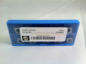 CCMT 09T308 CC-44-SC Cermet Insert