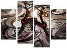 """NEW MODERN CANVAS WALL ART ABSTRACT PICTURE PRINT MOUNTED LARGE 36"""" AFRICA 1"""