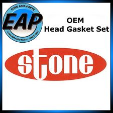 For 1990-1991 Toyota Corolla 4AGE Cylinder Head Gasket Set OE STONE Japanese NEW
