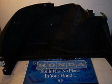 2010 Honda Civic 2dr driver left rear trunk carpet side trim panel liner
