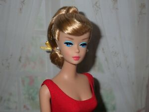 Barbie Repro / Reproduction Double Date Swirl Ponytail ~ Newly Unboxed Condition