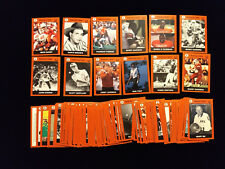 1991 Collegiate Collection Oklahoma State set w/BARRY SANDERS, GARTH BROOKS