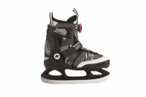 K2 Rink Raven Schlittschuhe größenverstellbar für Kinder *Schuh paßt sich Fuß an