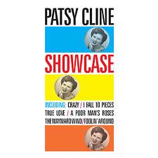 Patsy Cline - Showcase CD