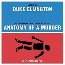 Anatomy of a Murder [Original Motion Picture Soundtrack] by Duke Ellington (Vinyl, Jan-2016, Not Now Music)
