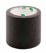 4 Black Colored Cloth Book Binding Repair Tape | 15 Yard Roll BookGuard Brand