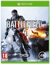 Battlefield 4 Xbox One Brand New Factory Sealed