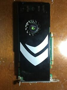 Apple 630-9368 NVidia GeForce 8800 GT 512MB GDDR3 PCIe x16 Video Card Dual-DVI
