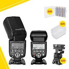 Yongnuo YN-560 III Wireless Trigger Speedlite Flash fr Canon Nikon Camera + Gift
