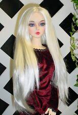 "Doll Wig, Monique Gold ""Pretty Girl"" Size 4 - WHITE BLONDE"