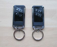 PAIR OF KEY FOBS / REMOTES FOR NCS MOTORBIKE MOTORCYCLE ALARMS