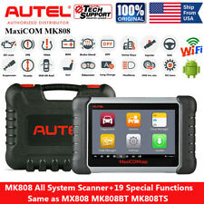 Autel MaxiSys MK808 OBD2 Scanner All System Auto Diagnostic Tool Code Read Reset
