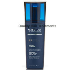 Tec Italy Riccioli Shampoo Curl Definition, Enhancer & Moisturiser 10.1 oz