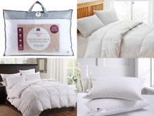 Duvet Goose/Duck Feather Soft Quilt available in all size 10.5 and 13.5 Tog