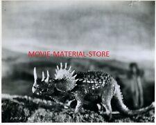"The Lost World 1925 Willis O'Brien 8x10"" Photo From Original Negative L4892"