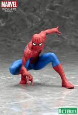 Kotobukiya Marvel Spider-Man ARTFX+ Statue - Venom, Avengers, Peter Parker