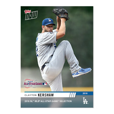 2019 TOPPS NOW National League ALL-STAR # 5 CLAYTON KERSHAW Dodgers IN STOCK