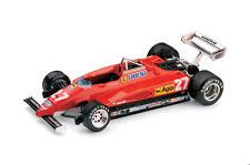 Ferrari 126C2 GP Italy Monza 1982 1:43 1998 R287 BRUMM