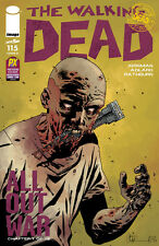 NYCC 2013 Exclusive Walking Dead #115 Image Comics Previews Variant Cover