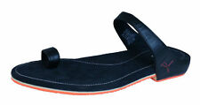 Flip Flops Casual 100% Leather Upper Shoes for Women