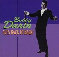 ~COVER ART MISSING~ Bobby Darin CD Aces Back to Back (Audio CD & DVD)