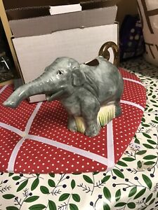 Andy Titcomb Elephant Teapot