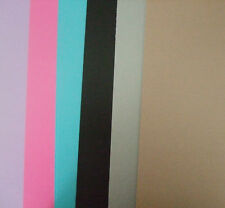 12 sheet pack of mixed Pearl Card Stock A4 Bright and Darks (Craftstyle)