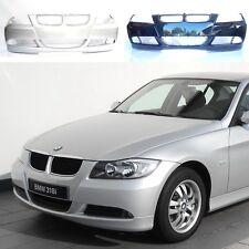 BMW 3er E90 E91 SRA 2004-2008 vorne Stoßstange in Wunschfarbe lackiert, NEU!