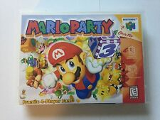 Universal N64 Replacement Case (NO GAME) Mario Party - Nintendo 64