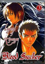 manga J-POP BLOOD SUCKER - LEGEND OF ZIPANGU numero 3