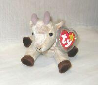 Ty Beanie Baby Goatee the Goat Plush Stuffed Animal 134