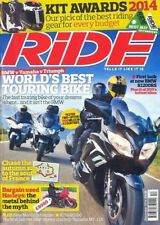 December Ride Motorcycles Magazines in English
