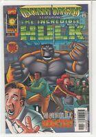 Uncanny Origins #5 Incredible Hulk 9.2