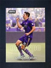 2018 Topps Stadium Club MLS Base #78 Sacha Kljestan - Orlando City