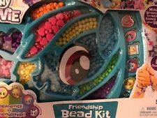 My Little Pony The Movie Elements of Friendship Friendship Bead Kit. New