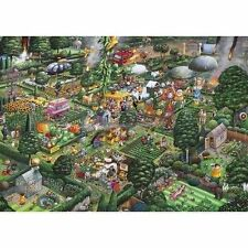 Gibsons 1000 Piece Jigsaw Puzzle Mike Jupp I Love Gardening 514
