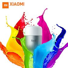 Xiaomi Yeelight Mi 220V 9W E27 LED Wireless WIFI Control Smart Color Light Bulb