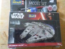 Revell Model STAR WARS MILLENNIUM FALCON 1:241 scale