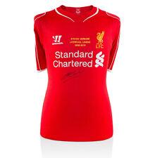 Liverpool F.C. SIgned Photo