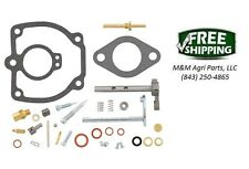 Complete Carburetor kit IH Farmall 560 660 Tractor 367259R92, 372723R93 IH Carb