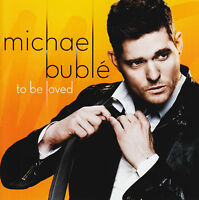 MICHAEL BUBLE - TO BE LOVED CD ~ BIG BAND / SWING ( BRYAN ADAMS )*NEW*