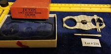 Calipers. Lot # 234 New listing Vintage Levin Parallel